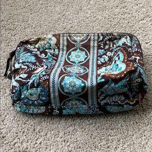 Used Vera Bradley makeup bag